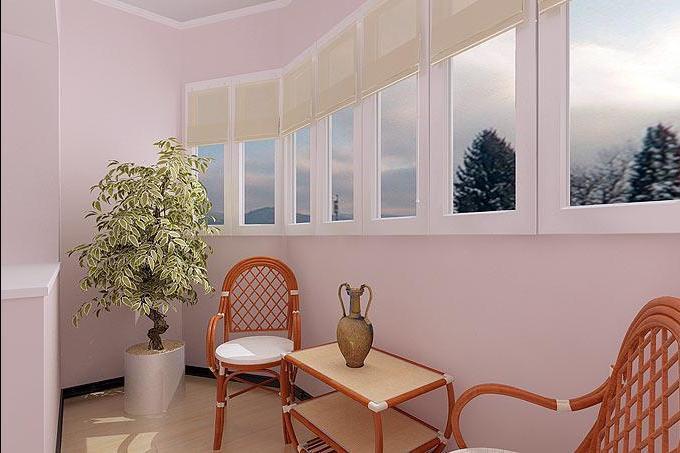 Комната на балконе фото удаЧных примеров, перепланировака ба.